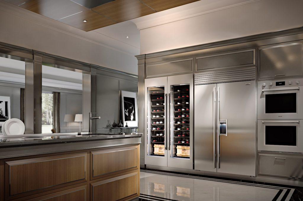 Il luxury design firmato martini mobili al salone del - Mobili x salone ...