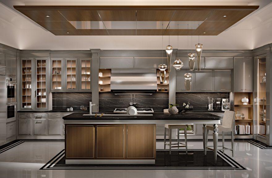 il luxury design firmato martini mobili al salone del