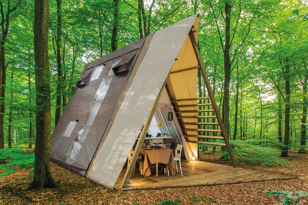 crippaconcept A Lodge barraca de glamping