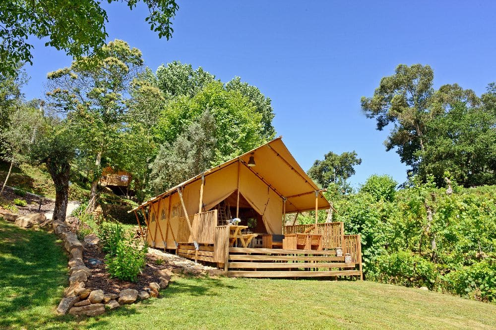 lodge luxurenten glamping