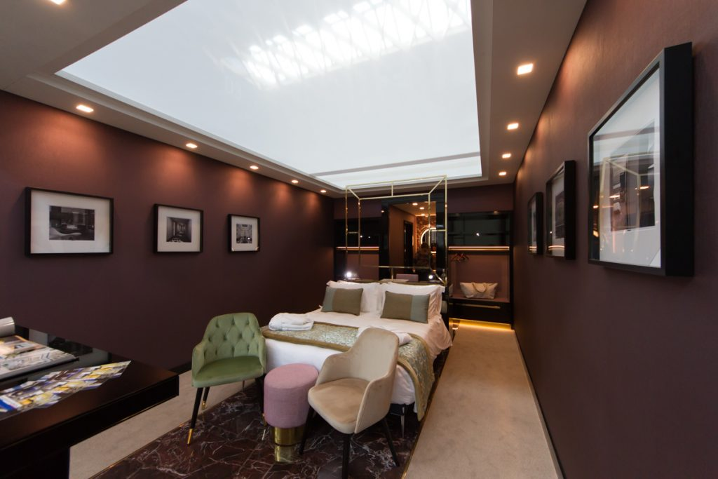 Studio Ceccaroli, HRH - Habitación de Hotel Casa