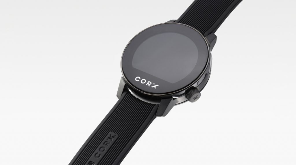 CORX Biometric Smartwatch