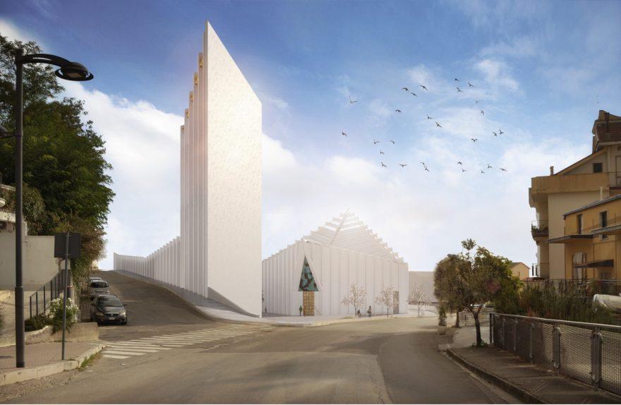 聖ピーターとポールの新しい教区複合施設