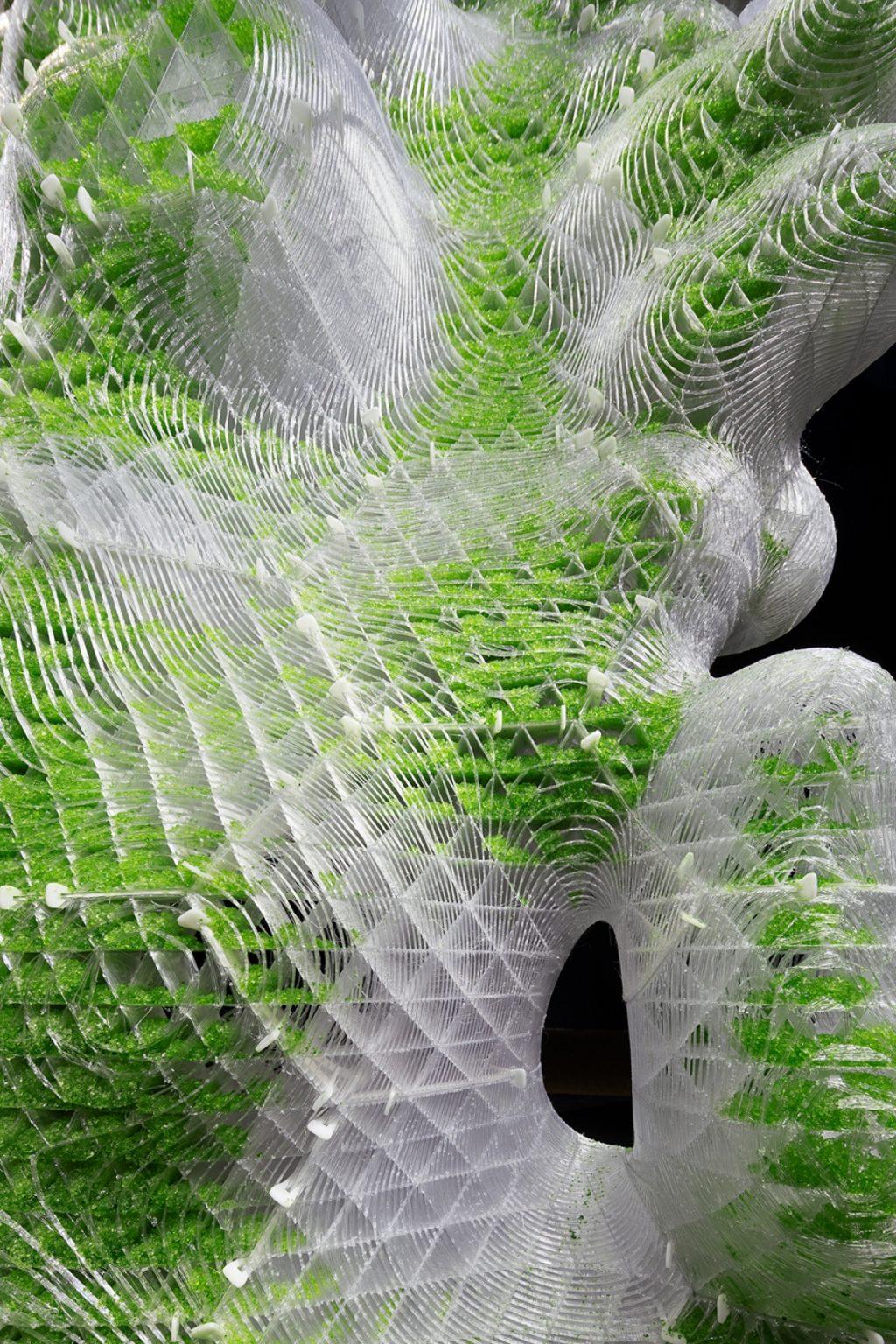 La Fabrique du Vivant、ecoLogicStudio