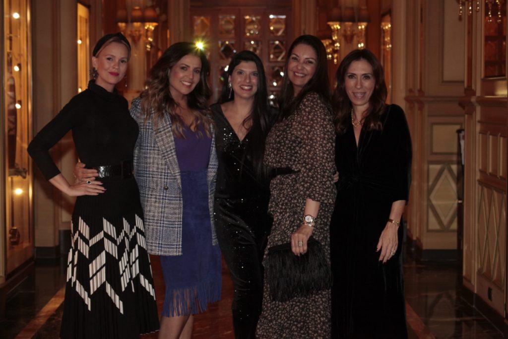 LORENA CAMPELLO + LIA PAIVA + ADRIANA ROSA + LIGIA FRICK + SIMONE BASTOS