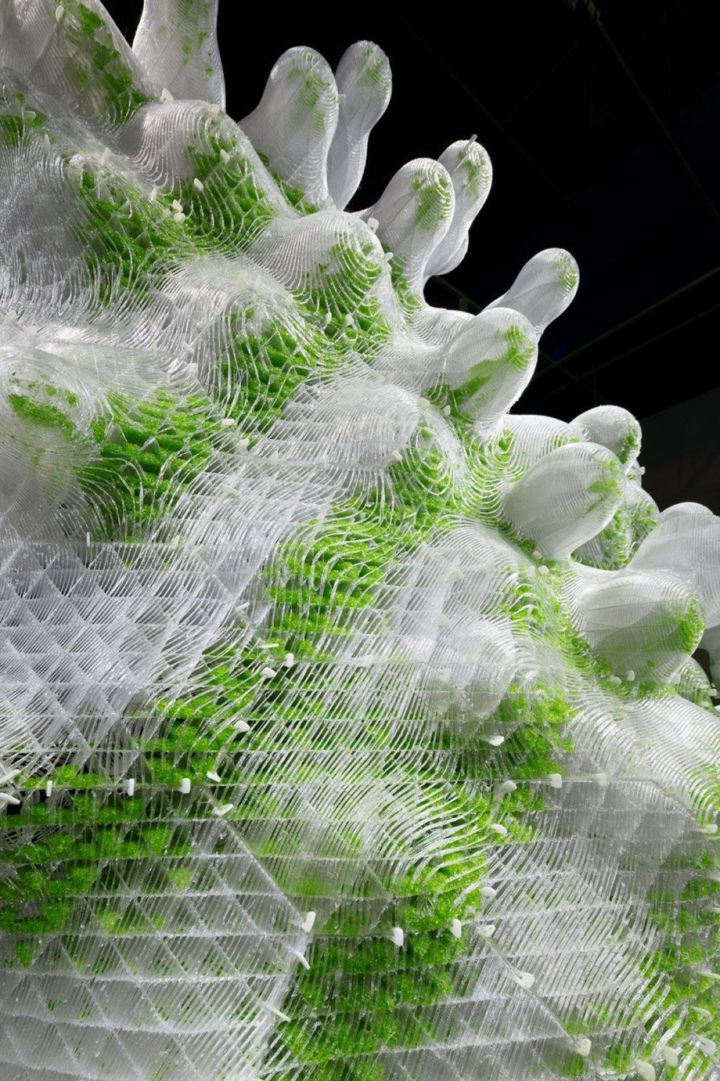 La Fabrique du Vivant, ecoLogicStudio