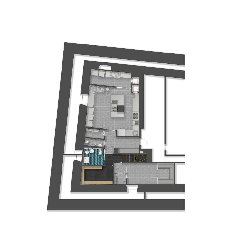 LIÒN niveau souterrain