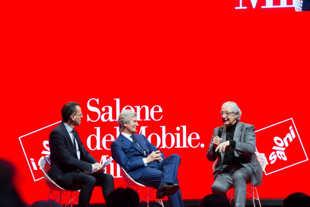 Presentation of the 2019 Salone de Mobile
