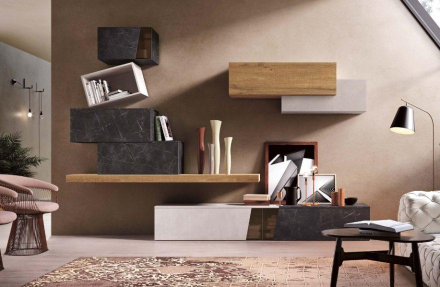 Arco Design Campogalliano.Casaidea 2019 Tendencijų Baldai Yra Kontrasto Balansas