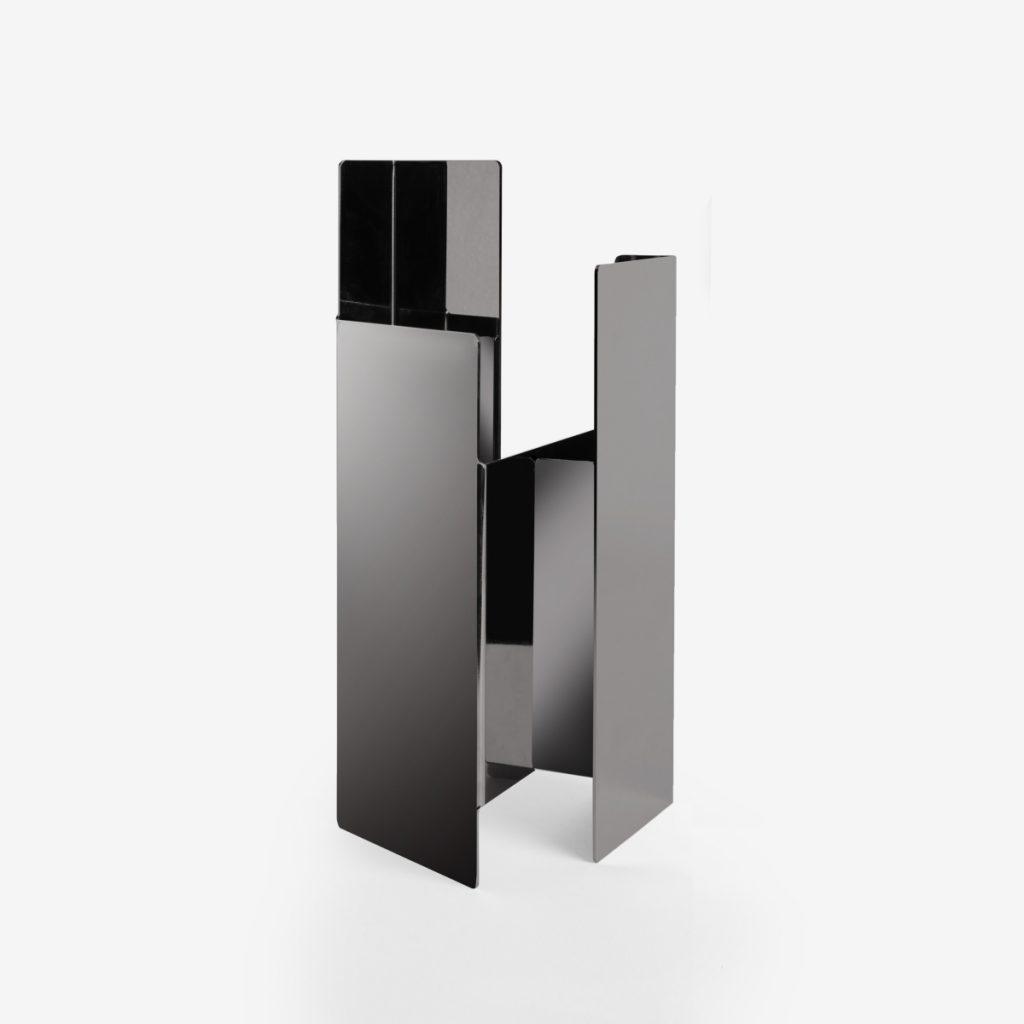 FUGIT Black shiny nickel