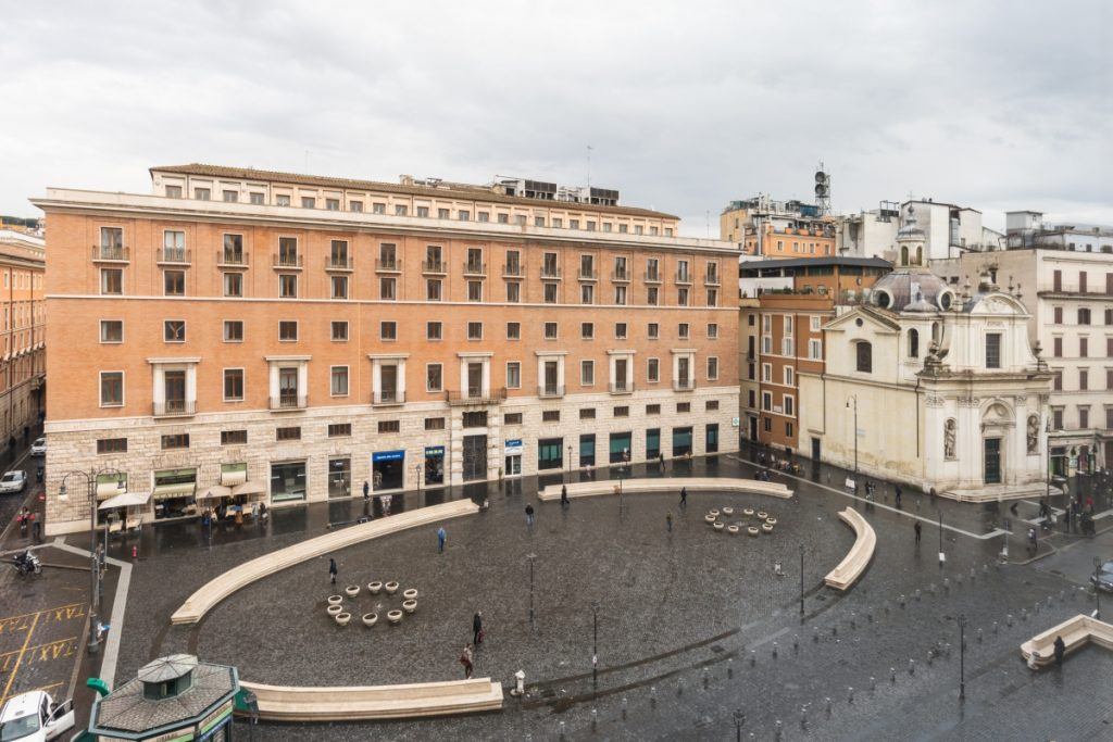 New Fox Network offices in Rome