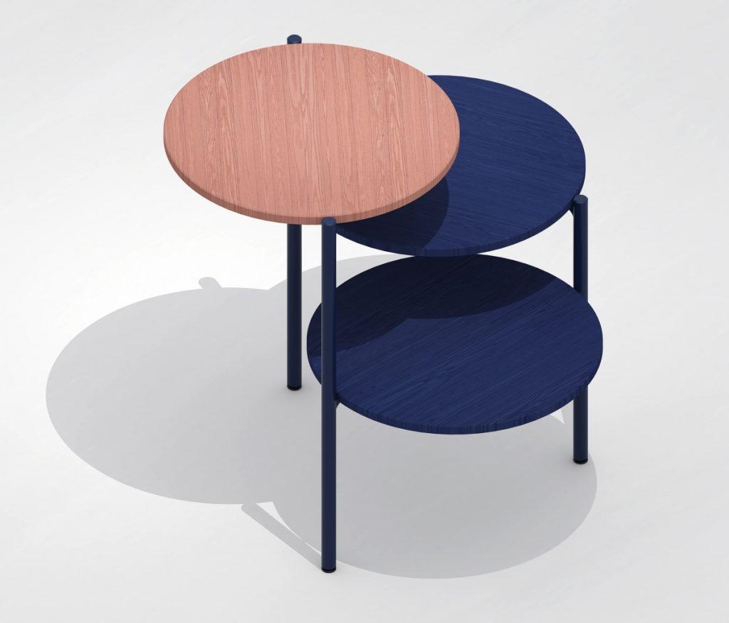 Triple, conçu par Martina Bartoli