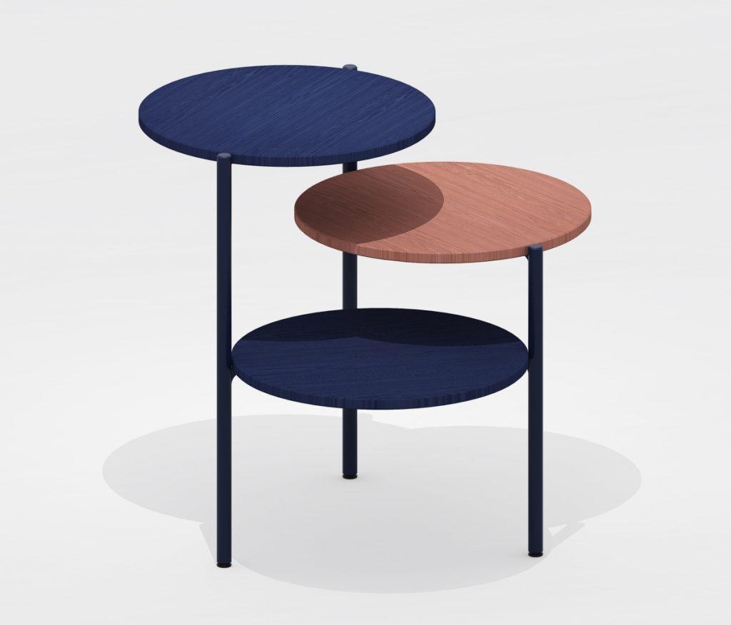 Triplo, design Martina Bartoli