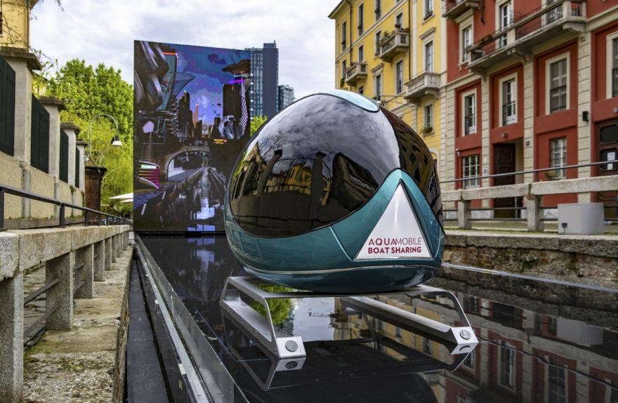 AQUA Leonardo's vision