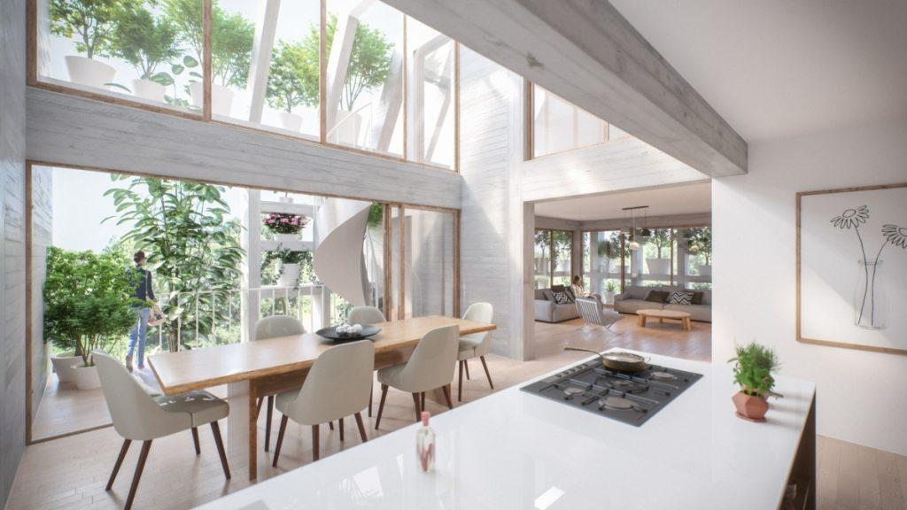 MVRDV Green Villa