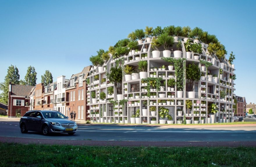 MVRDV Grüne Villa