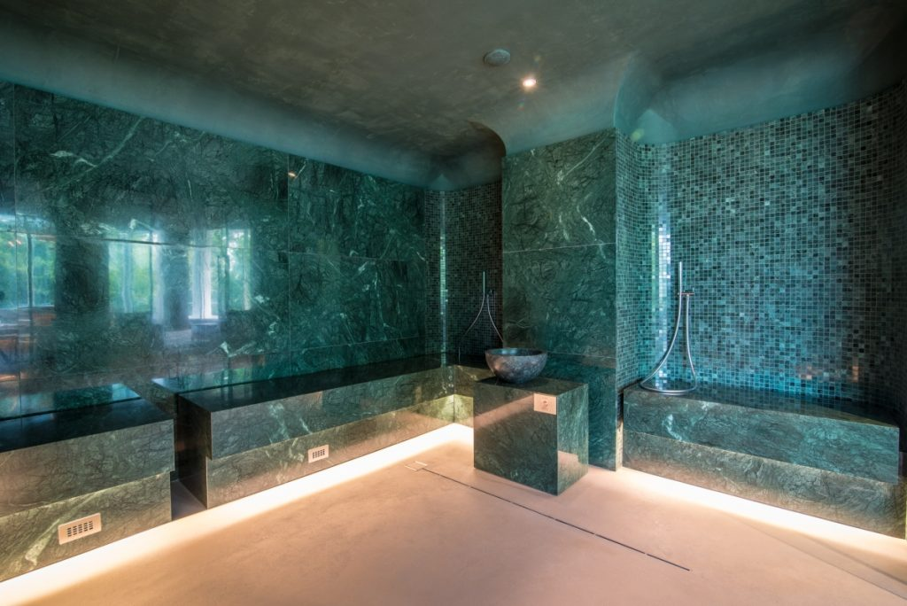 Neró Spa Studio Apostoli, The Hammam
