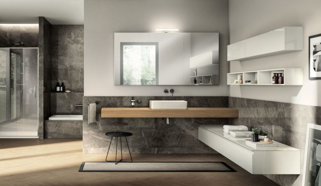 Salle de bain Scavolini Juno