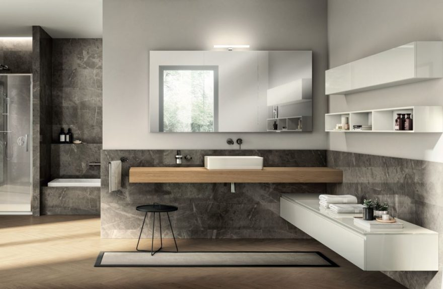 Scavolini Juno bathroom