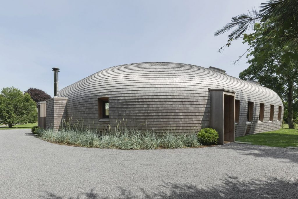 Cocoon House exterior