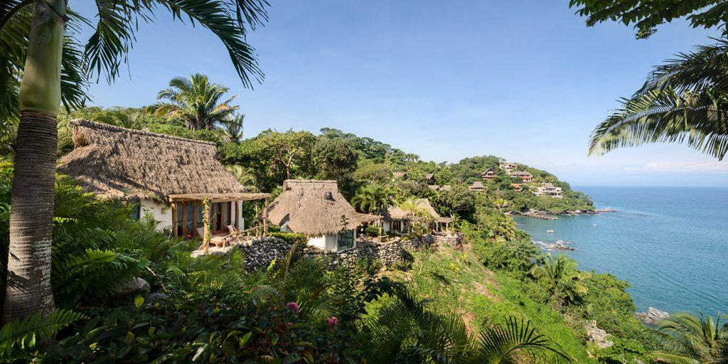 Villa Pelícanos, un complejo turístico con la dulce atmósfera de un retiro de yoga - Oficina Principal