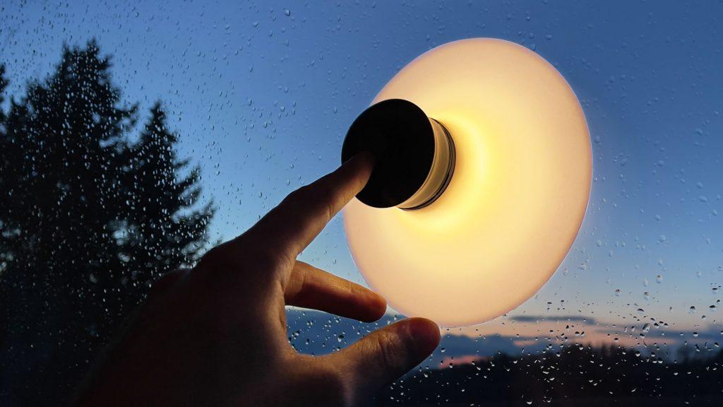 Neozoon lampada senza fili