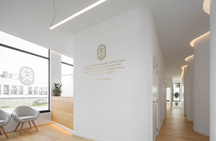 Belife Integrated Health Center, Aveiro, Portugal