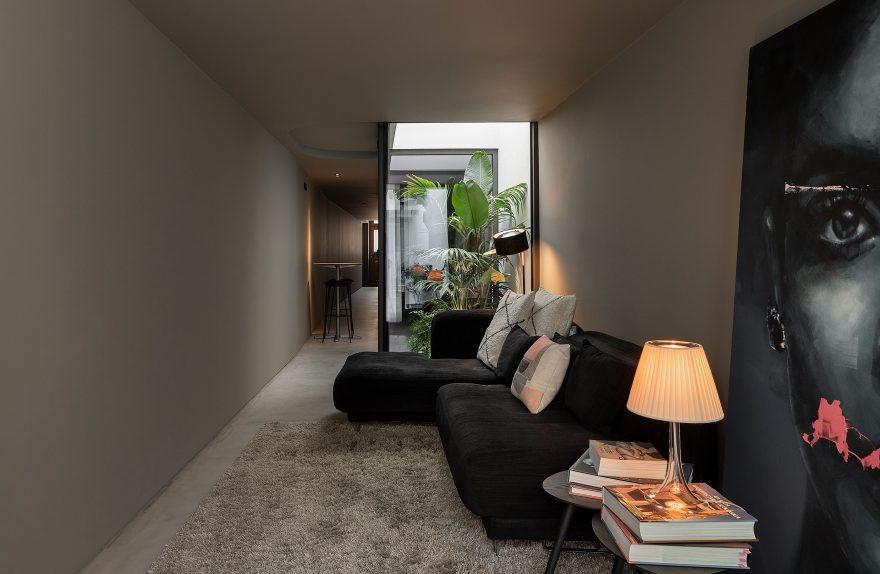 Renovierung eines langen und schmalen Hauses in Beira Mar - Paulo Martin ARQ & DESIGN