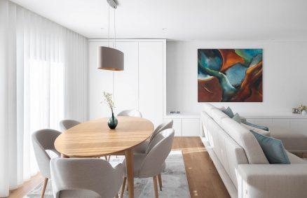 Διαμέρισμα Maximinios στη Braga do Atelier de Arquitectura REM'A