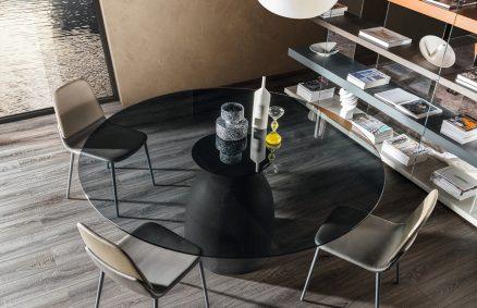 Bartoli Design tavolo Janeiro per Lago
