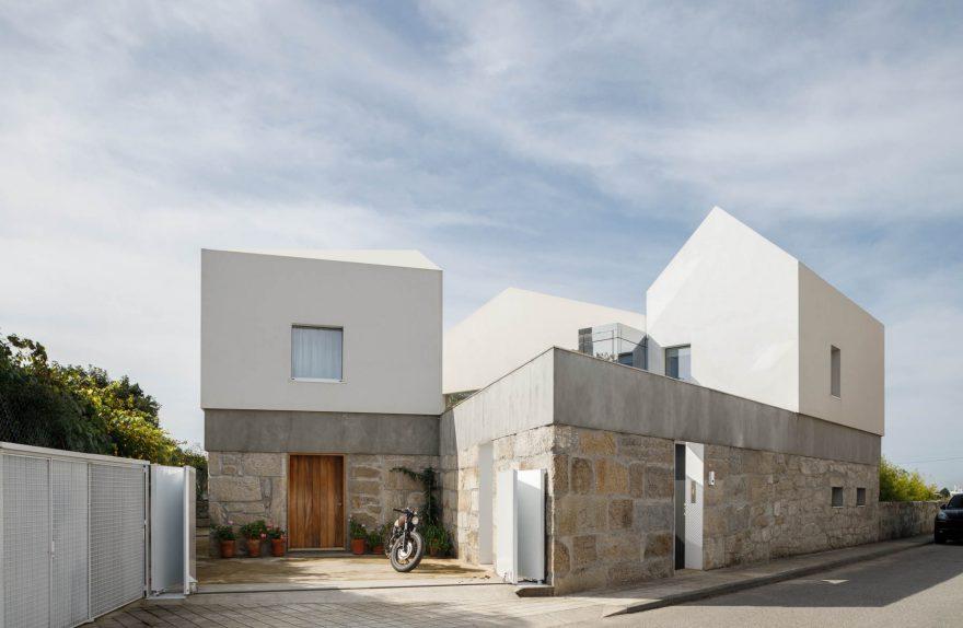 Ανακαίνιση μιας παλιάς αγροικίας - αρχιτέκτονες Casa Rio Paulo Merlini