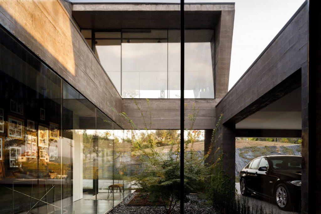 Casa Alcornoque - Hugo Pereira Arquitetos