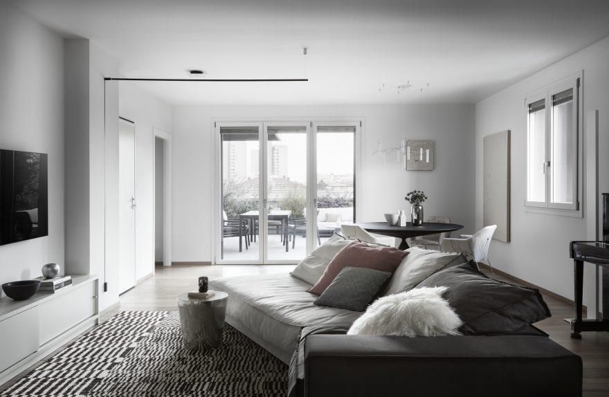 Interior design in Bologna - Francesco Meneghello
