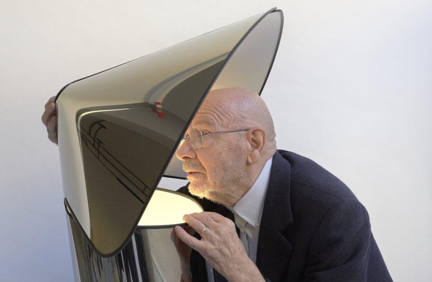 Chiara lamp by Mario Bellini for Flos, 2020 reissue