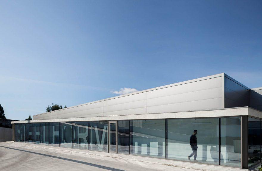 Επέκταση της εργοστασιακής μονάδας παραγωγής STEELFORM - Atelier d'Arquitectura Lopes da Costa