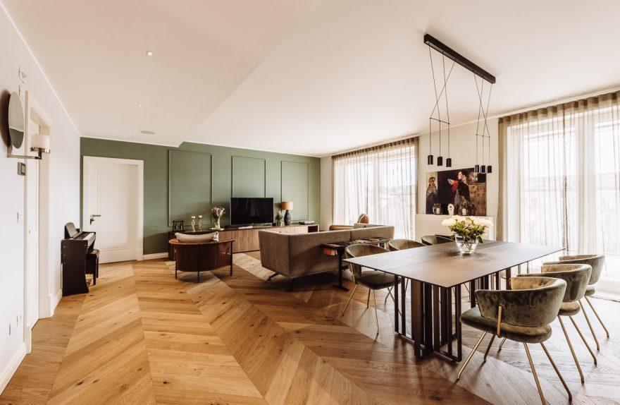 Εκλεκτής ποιότητας και σύγχρονο διαμέρισμα στο Μιλάνο Ιταλία και Συνεργάτες