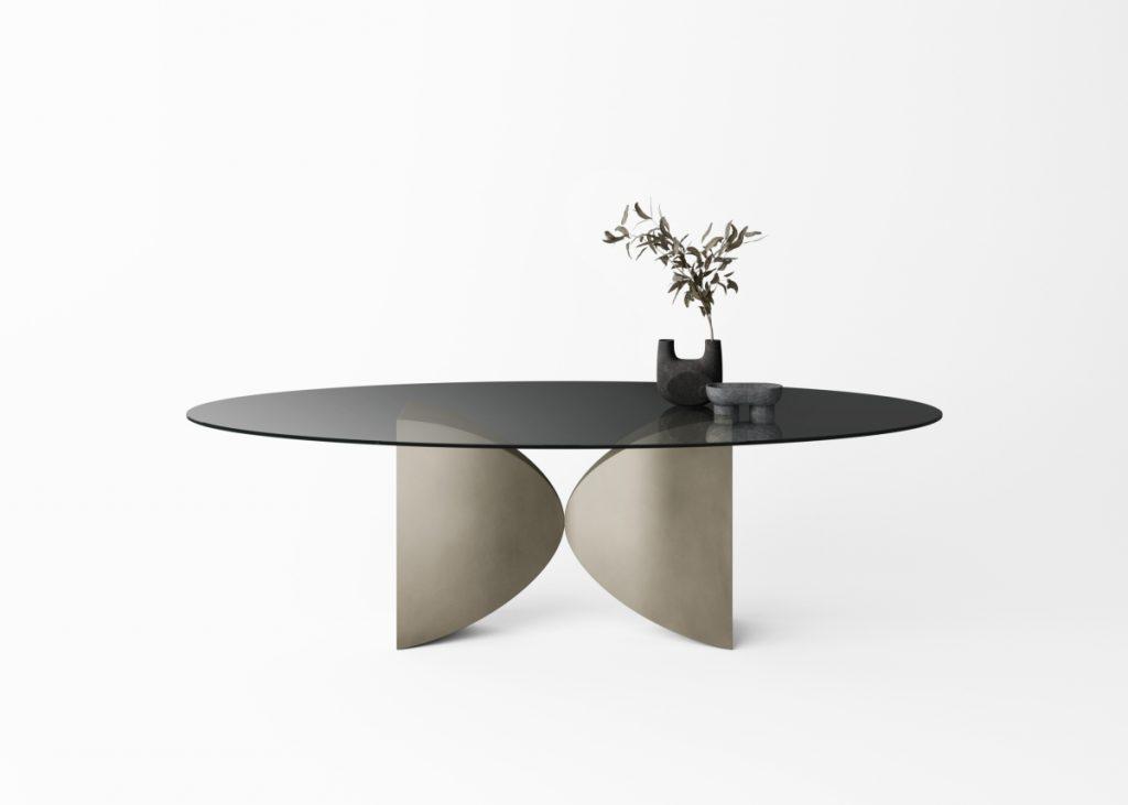 Conoce a Lago Table Preview Supersalone 2021