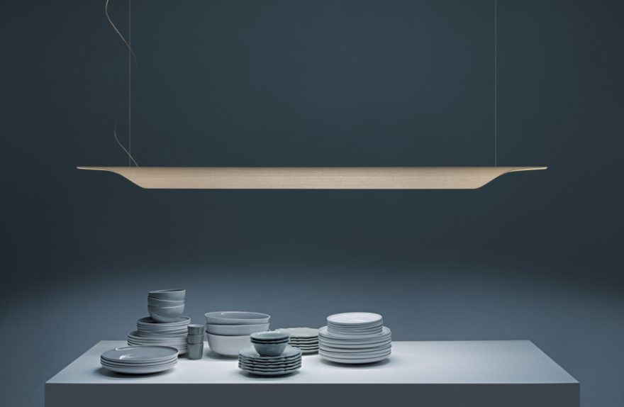 TROAG Pendelleuchte Design Luca Nichetto für Foscarini