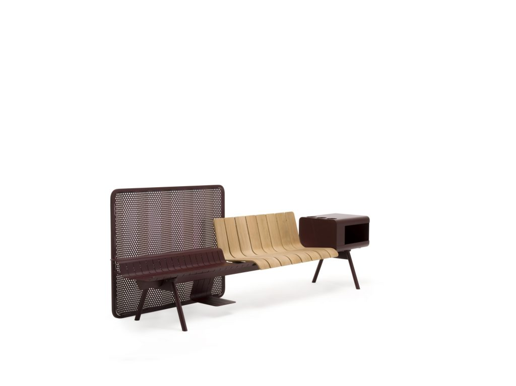 Ace Patrick Norguet sports stations and seats collection for Ethimo